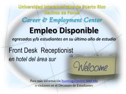 Universidad Interamericana de Puerto Rico Recinto de …
