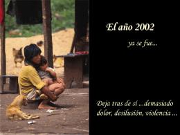 Deseos para el 2003