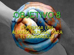 OBJETIVO 8