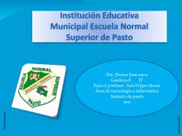Institucion Educativa Munisipal