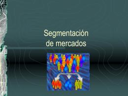 La Segmentaci&#243