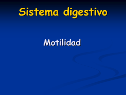 Sistema digestivo - Depto.Cs.Biologicas
