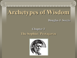 Archetypes of Wisdom - Cengage Learning
