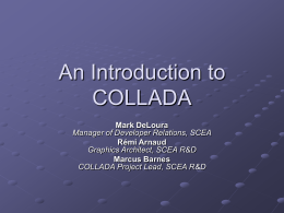COLLADA - game|tech