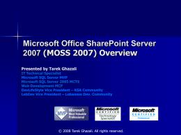 SQL Server 2005 -CLR