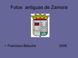 Diapositiva 1 - .:: Conocer Zamora