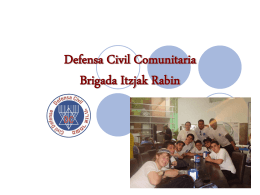 Defensa Civil Comunitaria