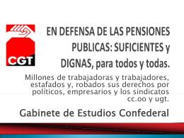 Diapositiva 1 - CGT Banco Santander