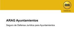 ARAG Ayuntamientos