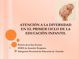 Diapositiva 1 - Aula virtual de los CEP de Granada