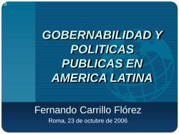 Click to add title - CeSPI CentroStudiPoliticaInternazionale
