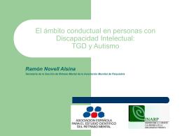 Los Trastornos de la Conducta en la Vivienda: Modelos de