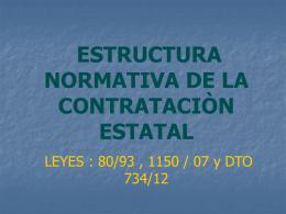 ESTUDIOS Y DOCUMENTOS PREVIOS EN EL NUEVO …