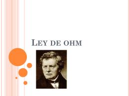 Ley de ohm - em2010