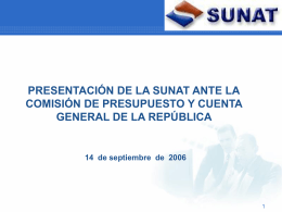 METAS DE RECAUDACION POR DEPENDENCIAS