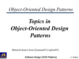 Distributed Objects - College of Computing & Informatics