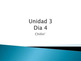 Unidad 3 Dia 4