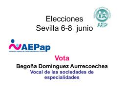Elecciones Sevilla 6