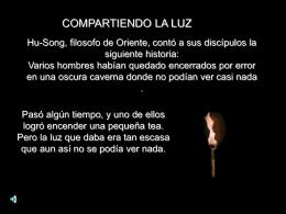 COMPARTIENDO LUZ