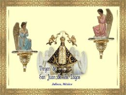 Virgen de San Juan de los Lagos