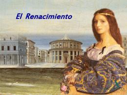 EL RENACIMIENTO - artspc