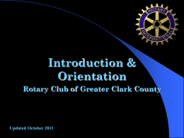 Juneau Glacier Valley Rotary Club