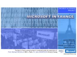 Microsoft 2005