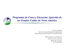 U.S. Census of Agriculture