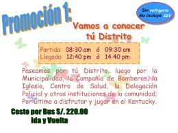 Diapositiva 1 - Transportes Arellano Peru