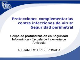 Protecciones complementarias contra infecciones de virus