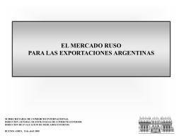 COMERCIO CON LOS PAISES ARABES ARGELIA, TUNEZ Y …