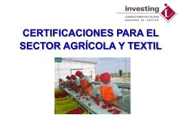 Sistema de Aseguramiento de la Calidad ISO 9000