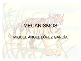 MECANISMOS - Grupotecno's Weblog