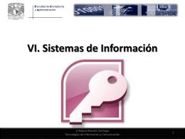 Microsoft Office Access - .: Docencia FCA-UNAM
