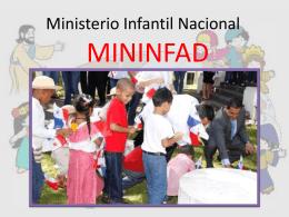 Ministerio Infantil Nacional