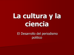La cultura y la ciencia - Juvijaro's Weblog | Just another