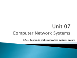 Unit 09 - Work To Do Home page