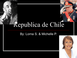 Republica de Chile