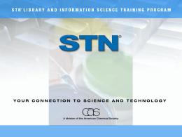 STN LIS Training Program Manual
