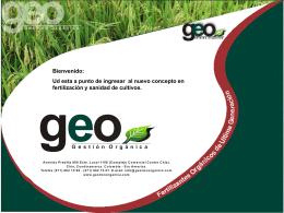 Diapositiva 1 - ::. www.gestionorganica.com .::