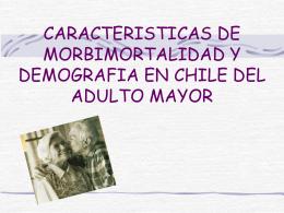 CARACTERISTICAS DE MORBIMORTALIDAD Y …
