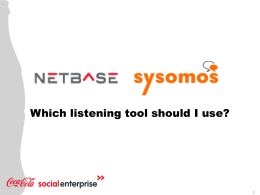 TOOLS ENABLE KEY listening FUNCTIONS
