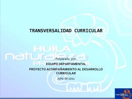 Diapositiva 1 - acompanamientocurricularhuila