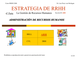 ESTRATEGIA DE RRHH - UCEMA | Universidad del CEMA