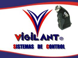 SISTEMAS DE CONTROL - Si necesitas Control, piensa en …