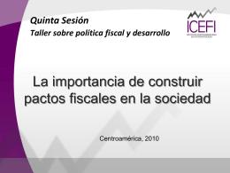 La competitividad - Instituto Centroamericano de Estudios