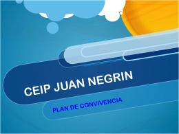 CEIP JUAN NEGRIN - Gobierno de Canarias