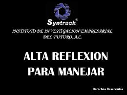 REFLEXION PARA MANEJAR - :::::::::: ALEX MARQUEZ