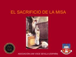 Diapositiva 1 - Una Voce Sevilla