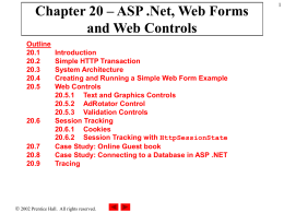 Chapter 4 – Control Structures Part 1